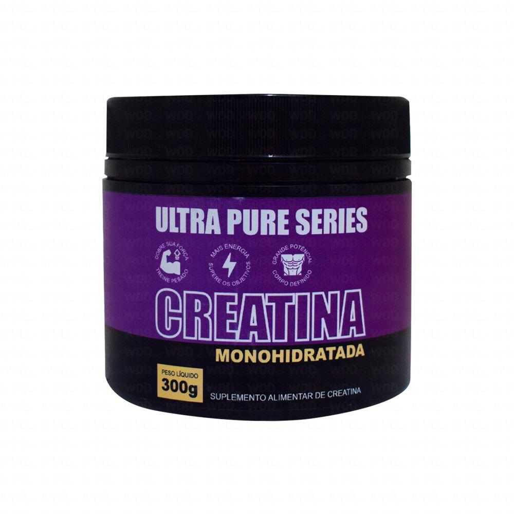 Creatina Monohidratada 300g Ultra Pure Series