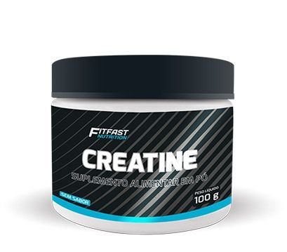 Creatine 100g Fit Fast Nutrition