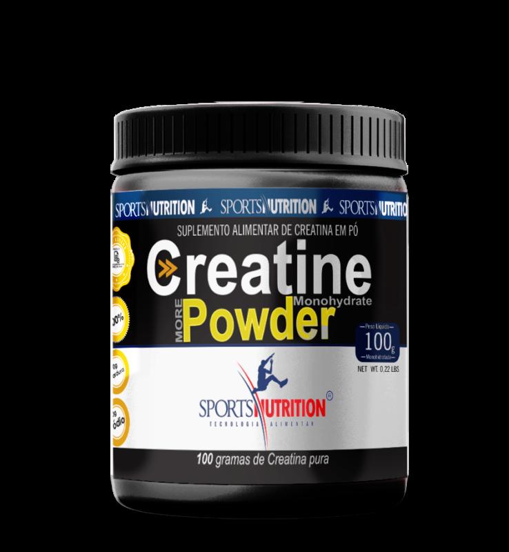 Creatine Powder 100g Sports Nutrition