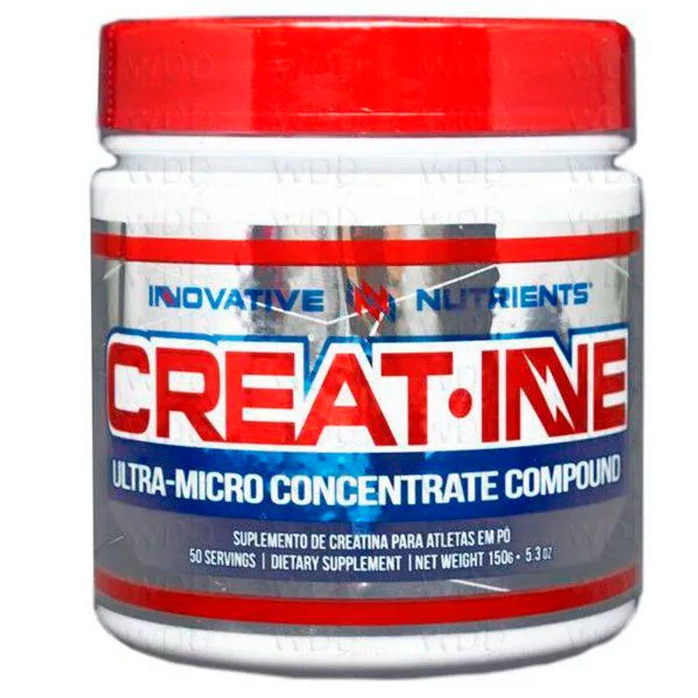 Creatine 150g Inovative Nutrients