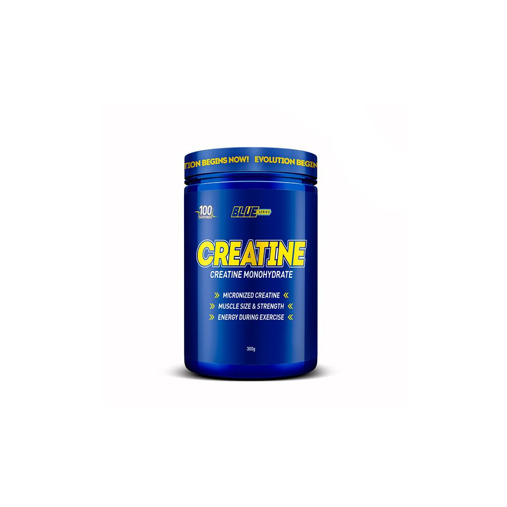 Creatine Monohydrate 300g Blue Series