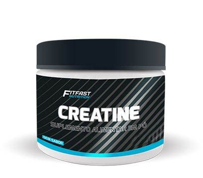 Creatine 300g Fit Fast Nutrition