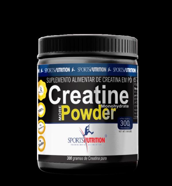 Creatine Powder 300g Sports Nutrition
