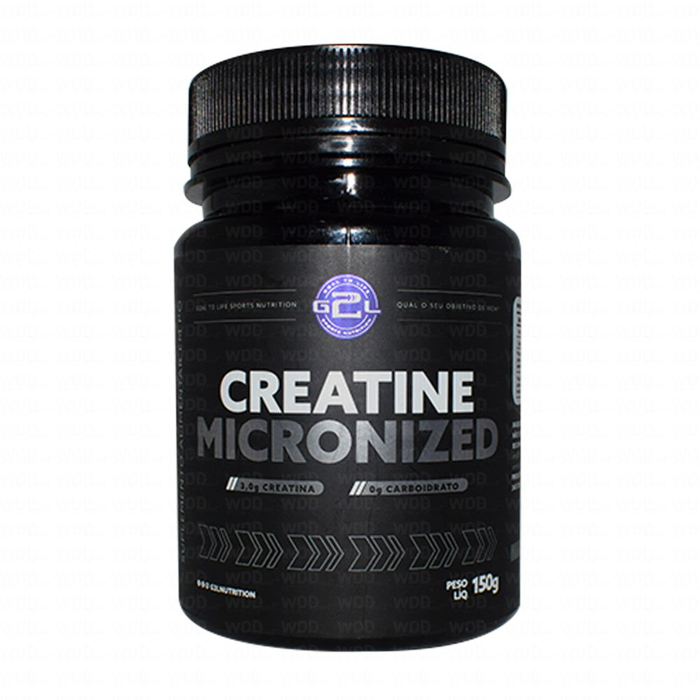 Creatine Micronized 150g G2L Nutrition