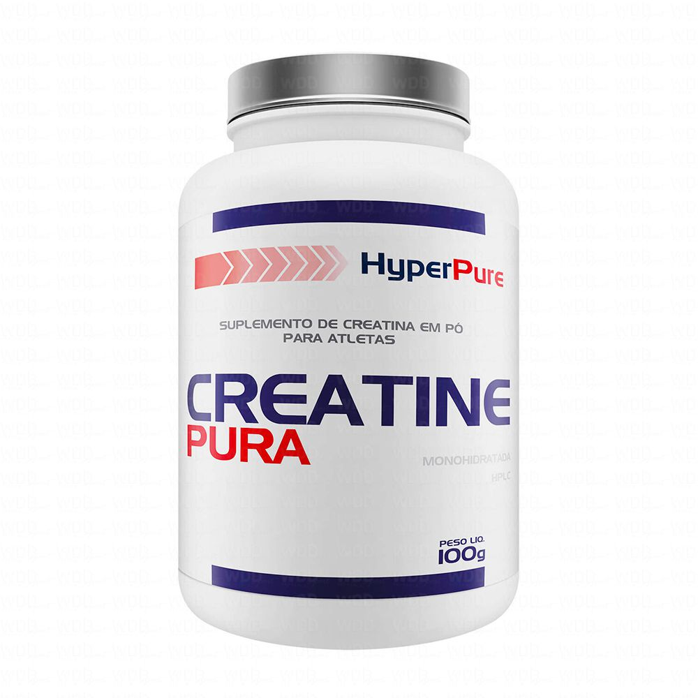 Creatine Pura 100g HyperPure