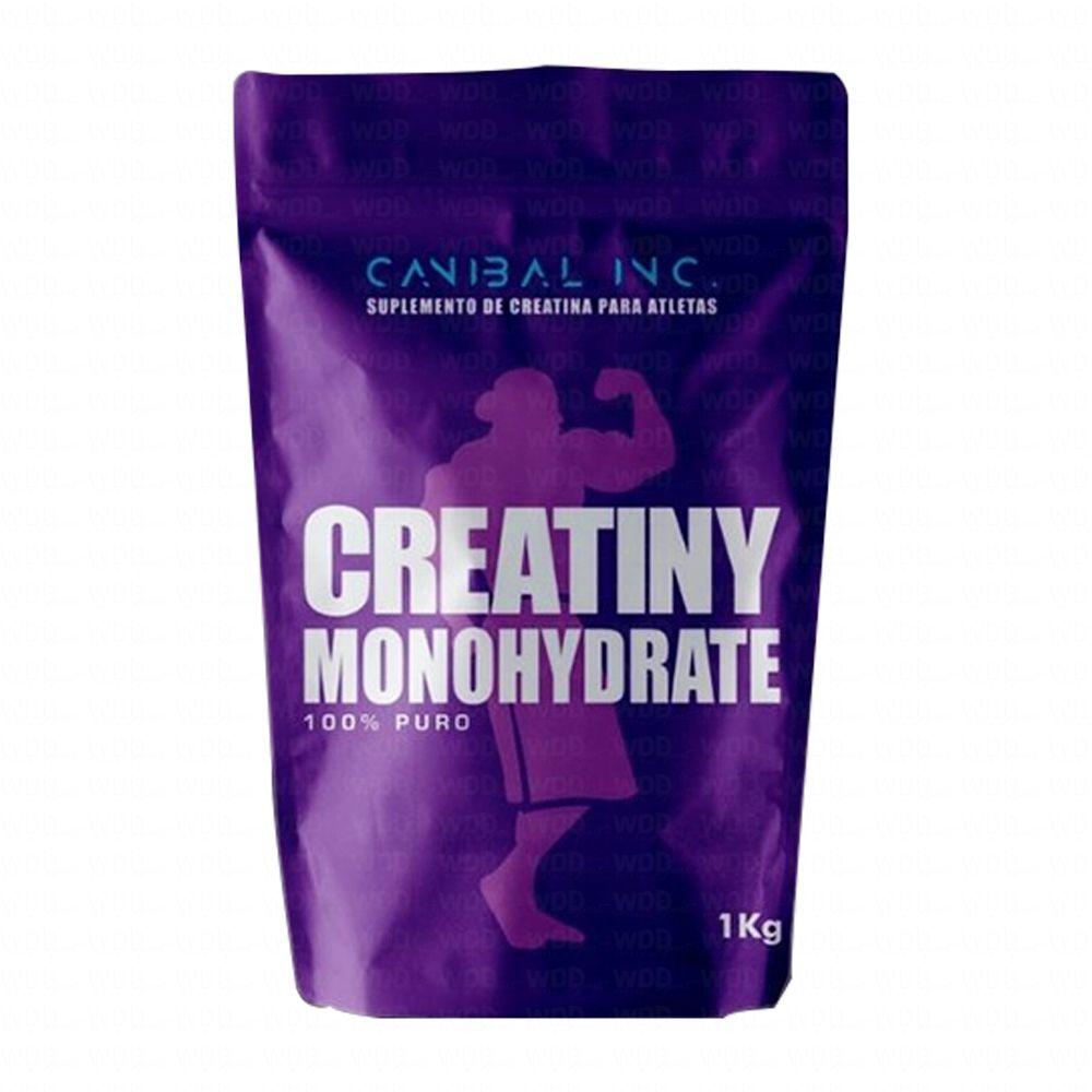 Creatiny Monohydrate 1Kg Canibal Inc