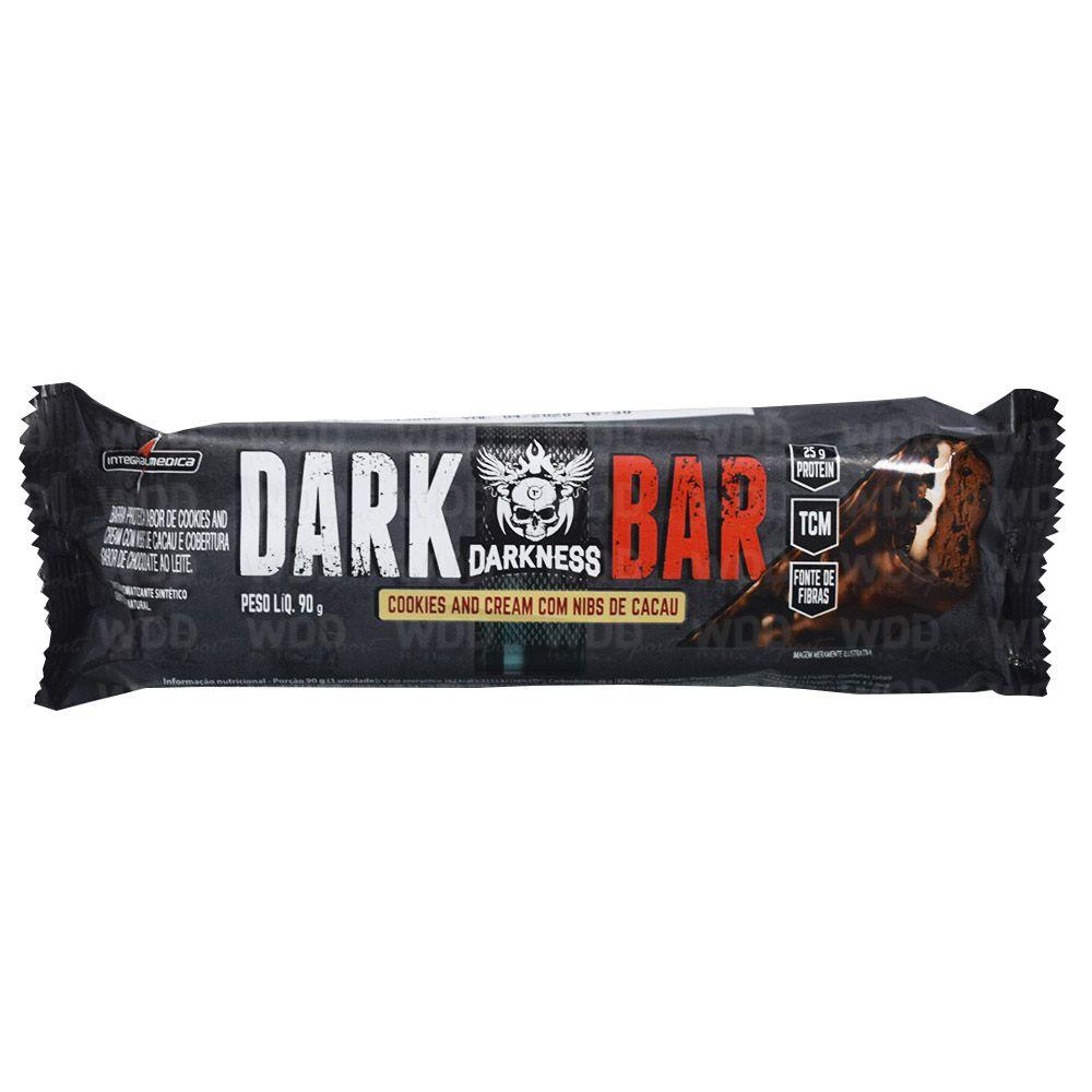 Dark Bar 1 un de 90g IntegralMédica