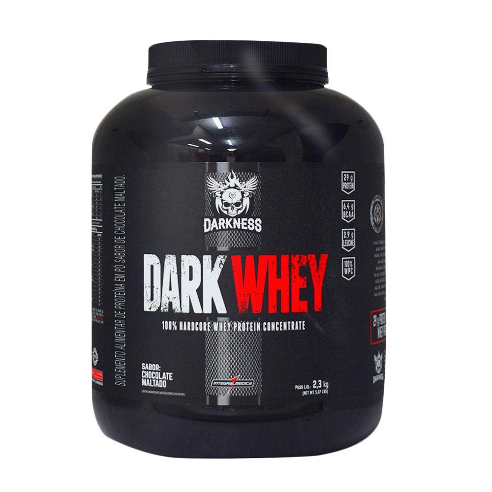 Dark Whey Darkness 2,3kg Integralmedica