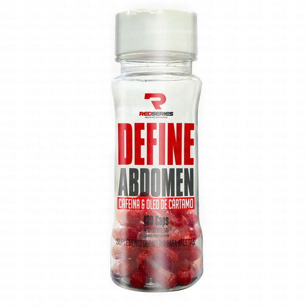 Define Abdomen 30 caps Red Series