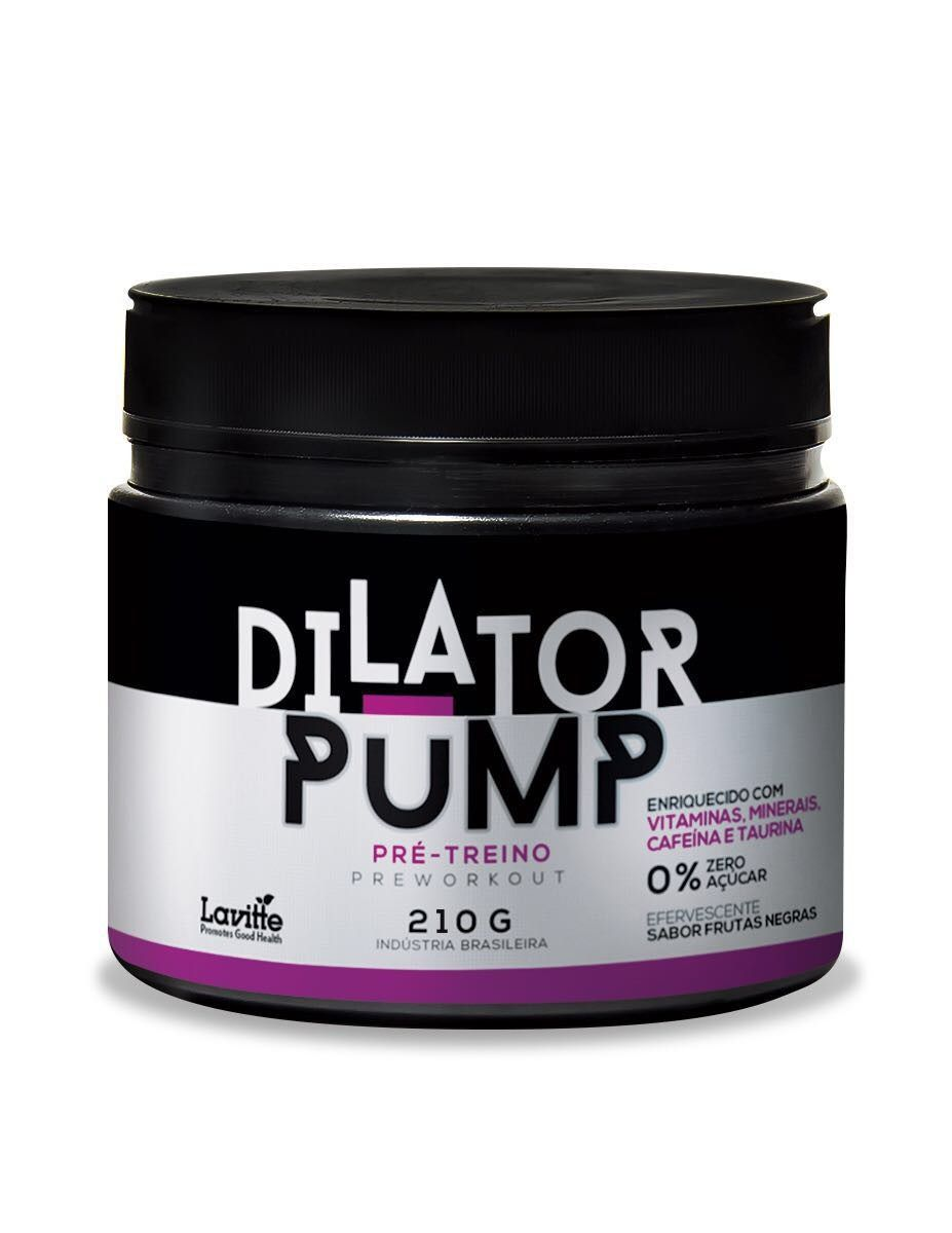 Dilator Pump 210g Lavitte