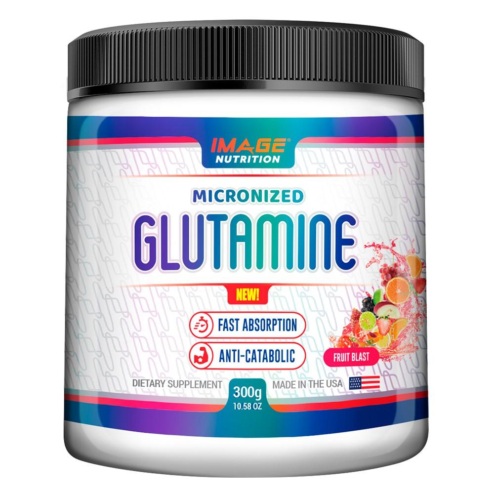 Glutamine Micronized 300g Image Nutrition