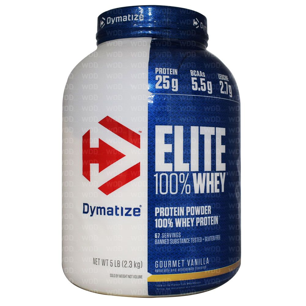 Elite Whey 5lbs Dymatize