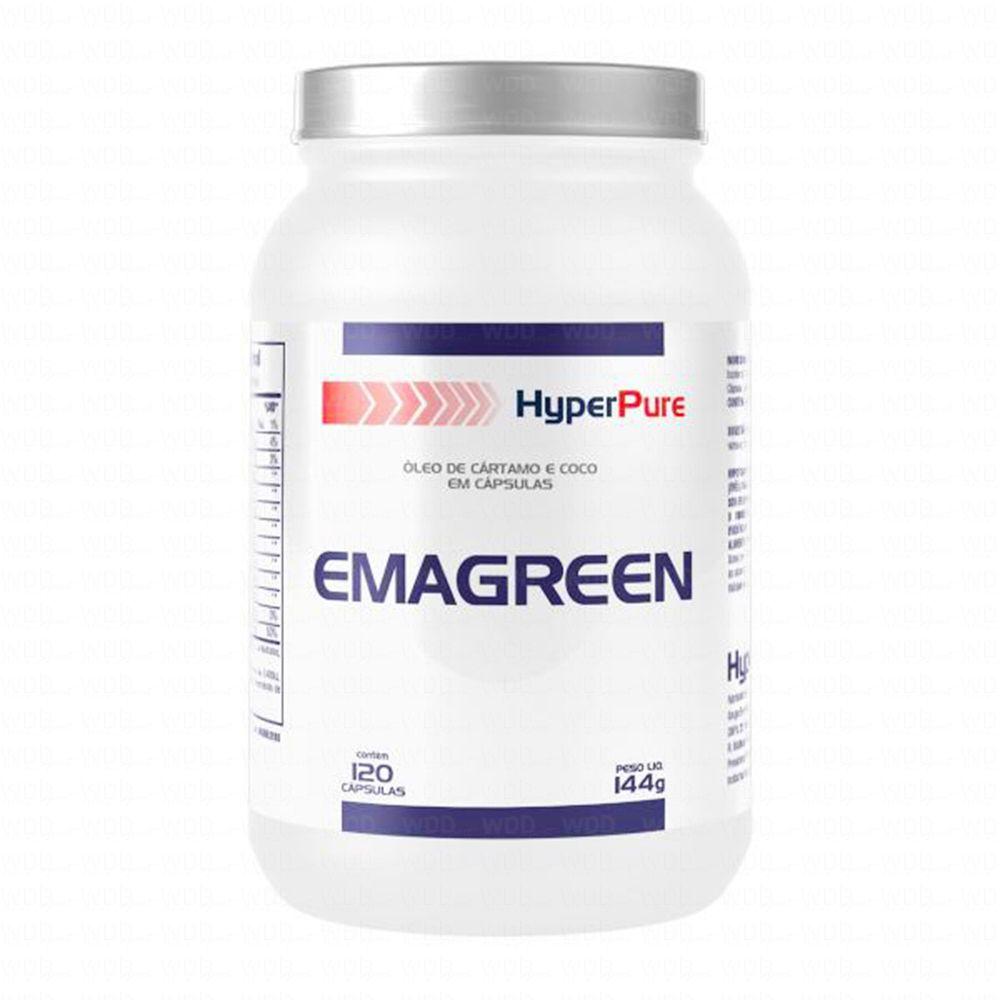 Emagreen 120 caps HyperPure
