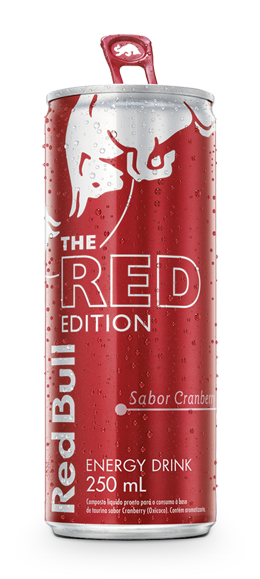Bebida Energética 250ml Red Bull