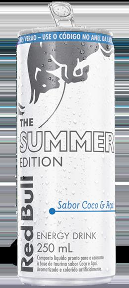 Bebida Energética 250ml Red Bull
