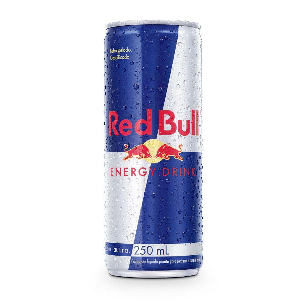 Energético Original 250ml Red Bull