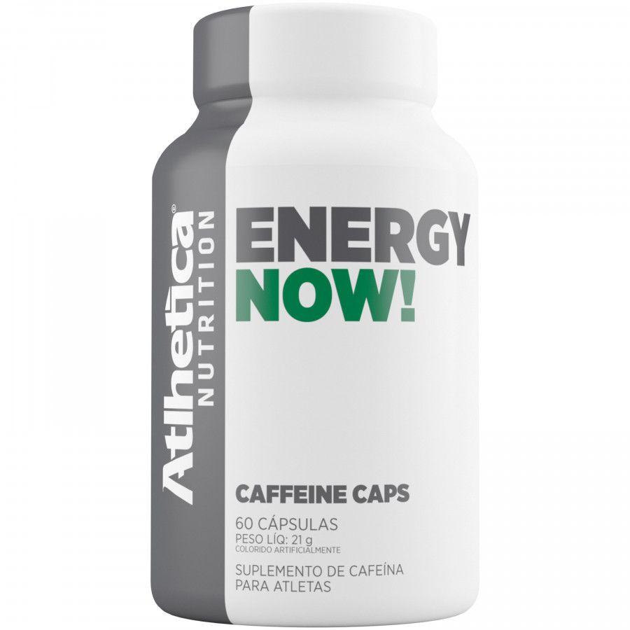 Energy Now 60caps Atlhetica
