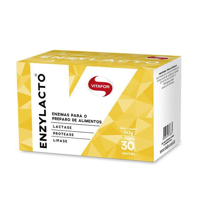 Enzylacto 30 sachês 60g Vitafor