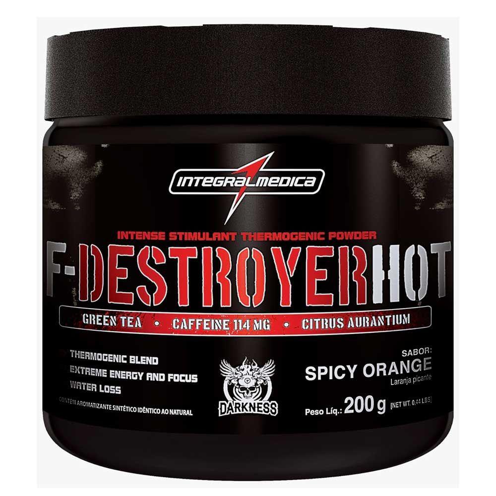 F-Destroyer Hot 200g Integralmedica