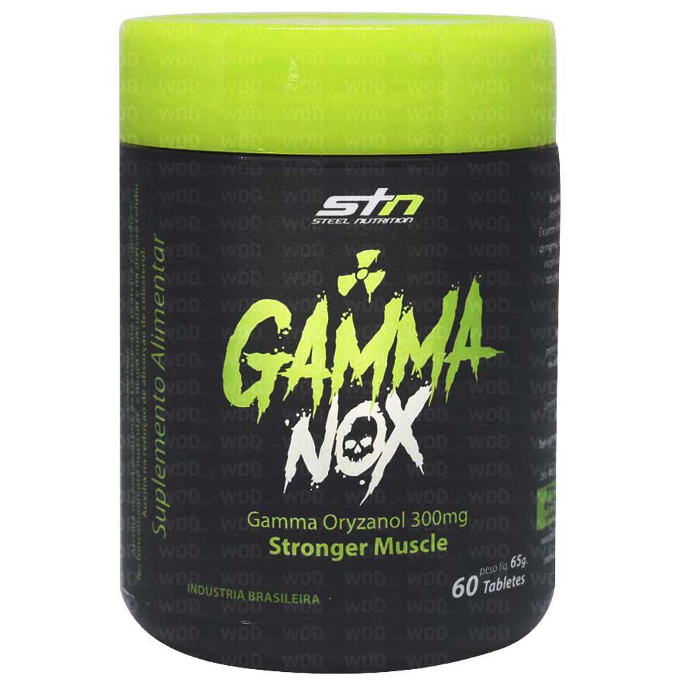 Gamma Nox 60tabls Steel Nutrition
