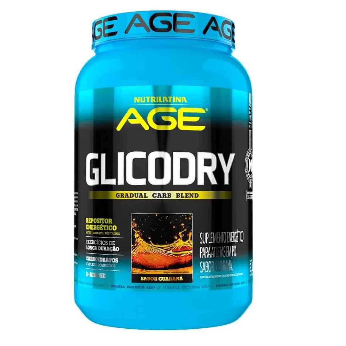 Glicodry AGE 2,1kg Nutrilatina