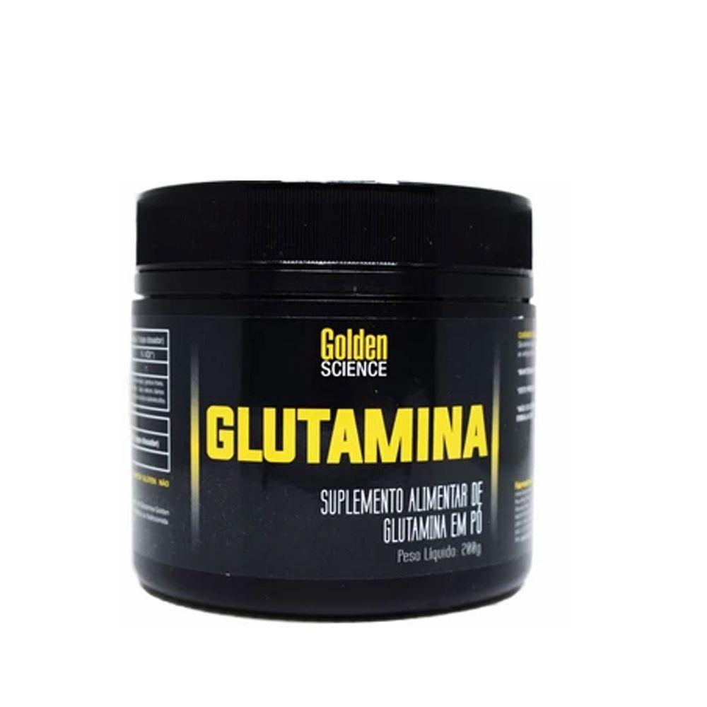 Glutamina 200g Golden Science