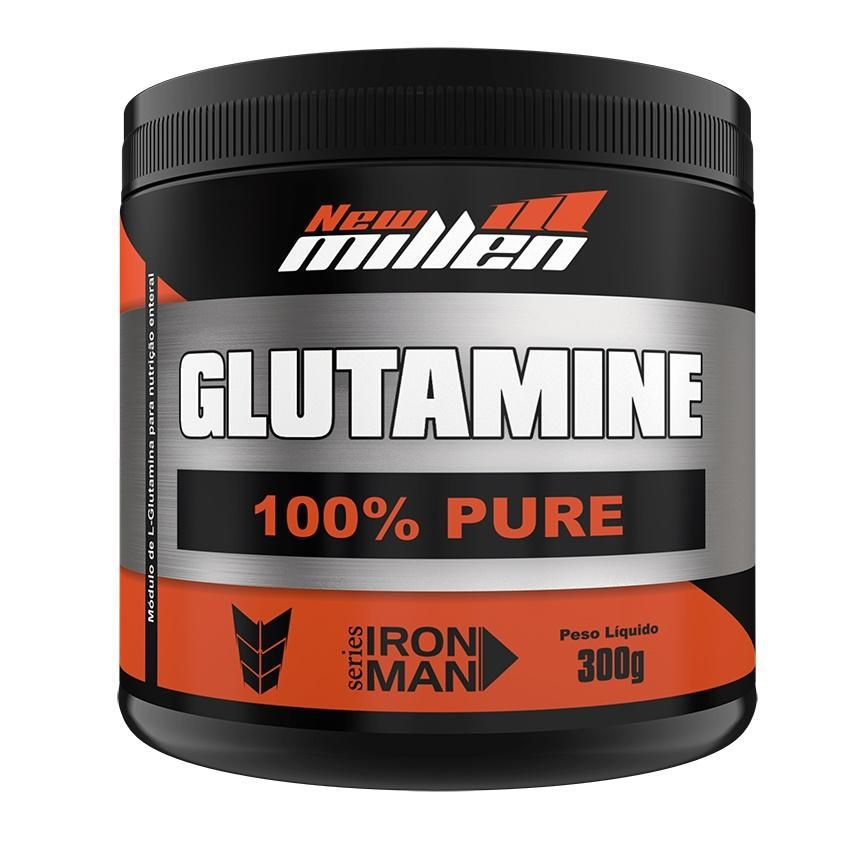 Glutamine 300g New Millen