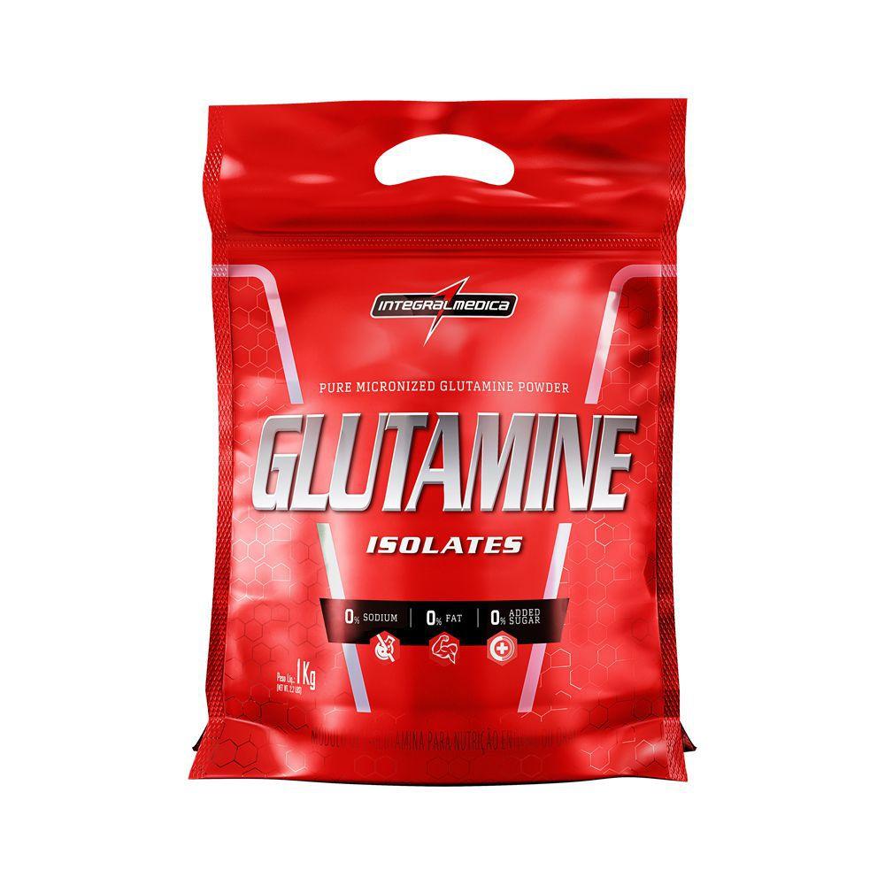 Glutamine Isolates 1Kg Integralmédica