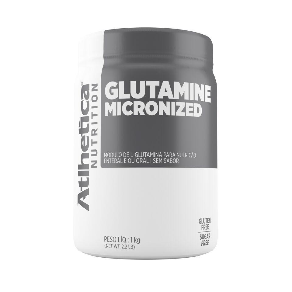 Glutamine Micronized 1kg Atlhetica