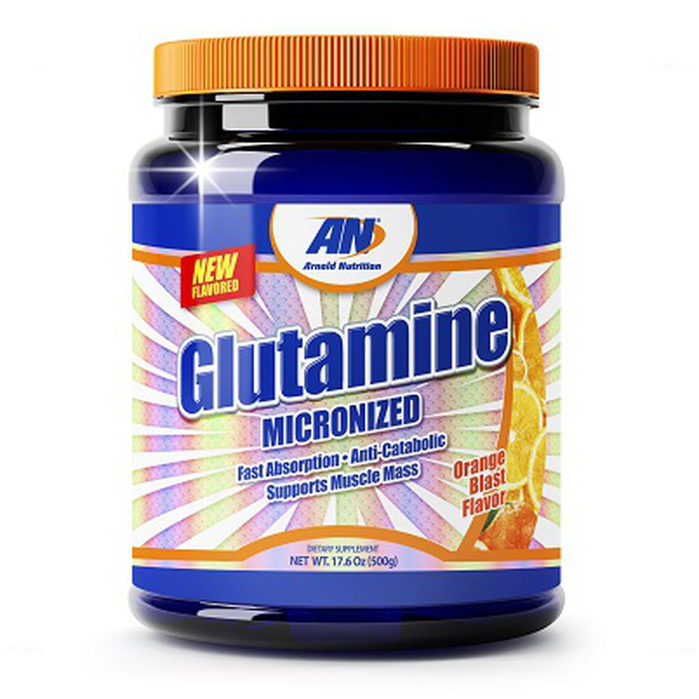 Glutamine Micronized 500g Arnold Nutrition