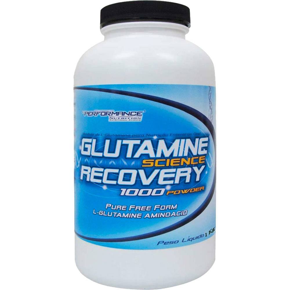 Glutamine Science Recovery 1kg Performance