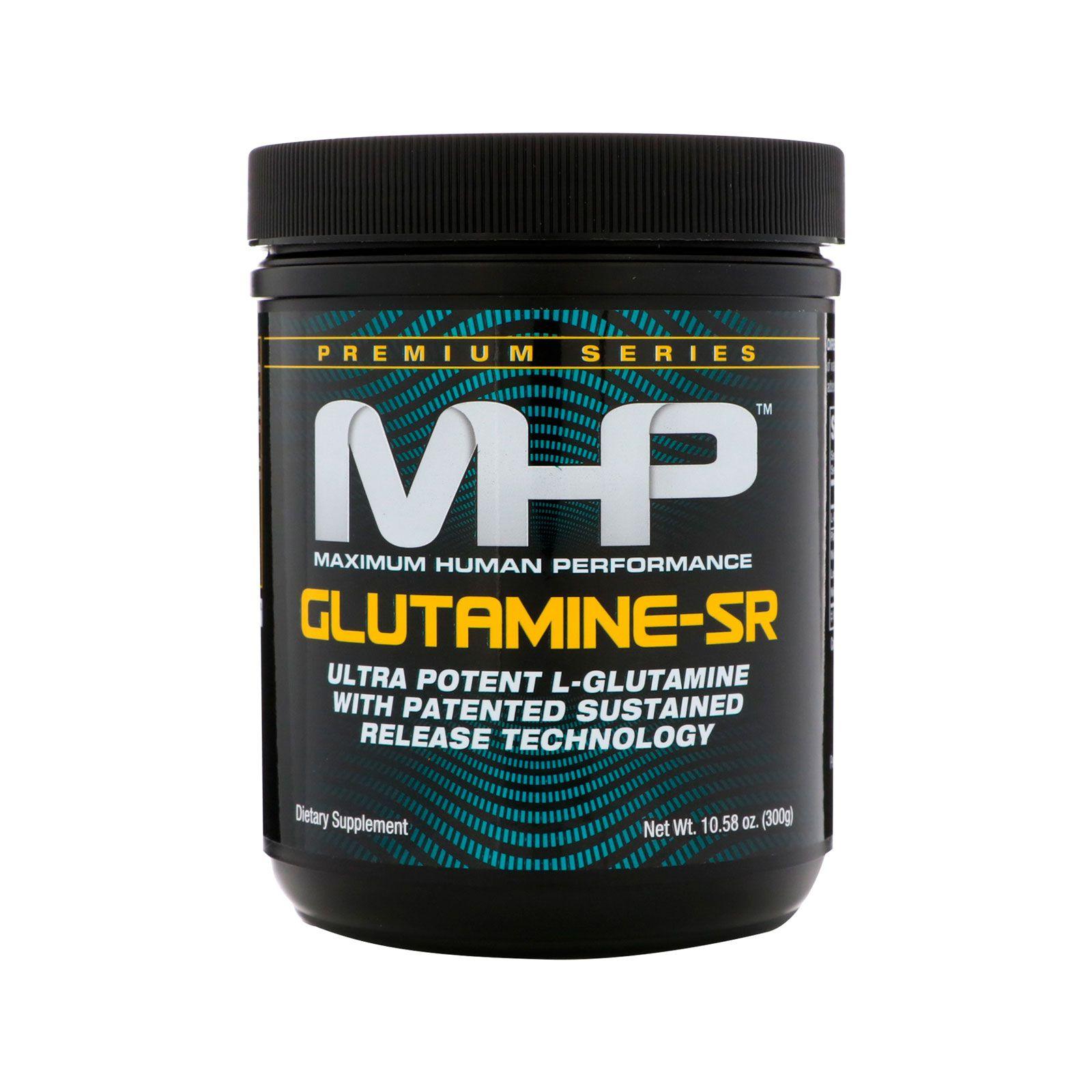 Glutamine SR 300g MHP