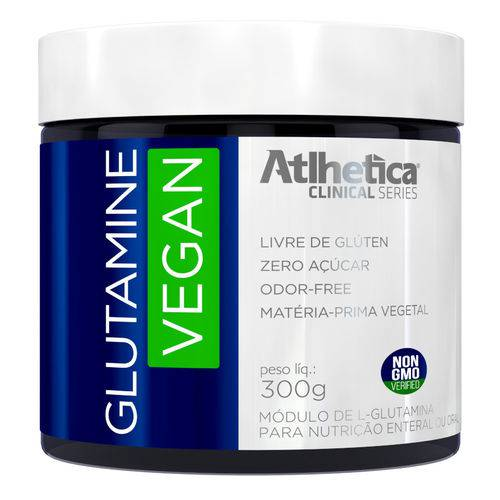 Glutamine Vegan 300g Atlhetica
