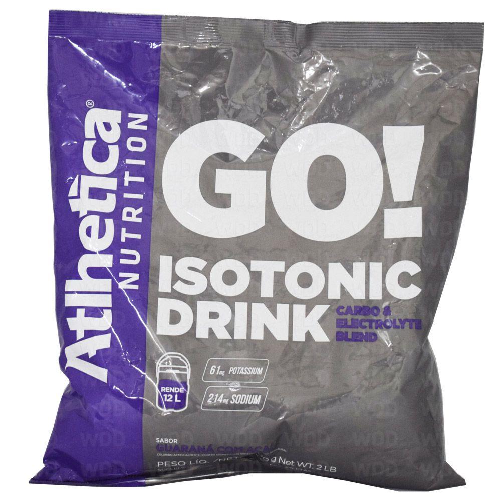 Go! Isotonic Drink 900g Atlhetica