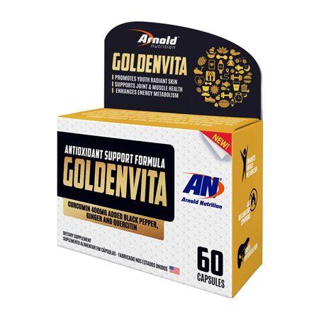 GoldenVita 400mg 60caps Arnold Nutrition