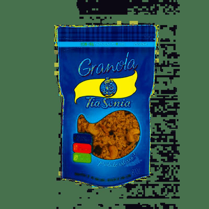 Granola 800g Tia Sônia