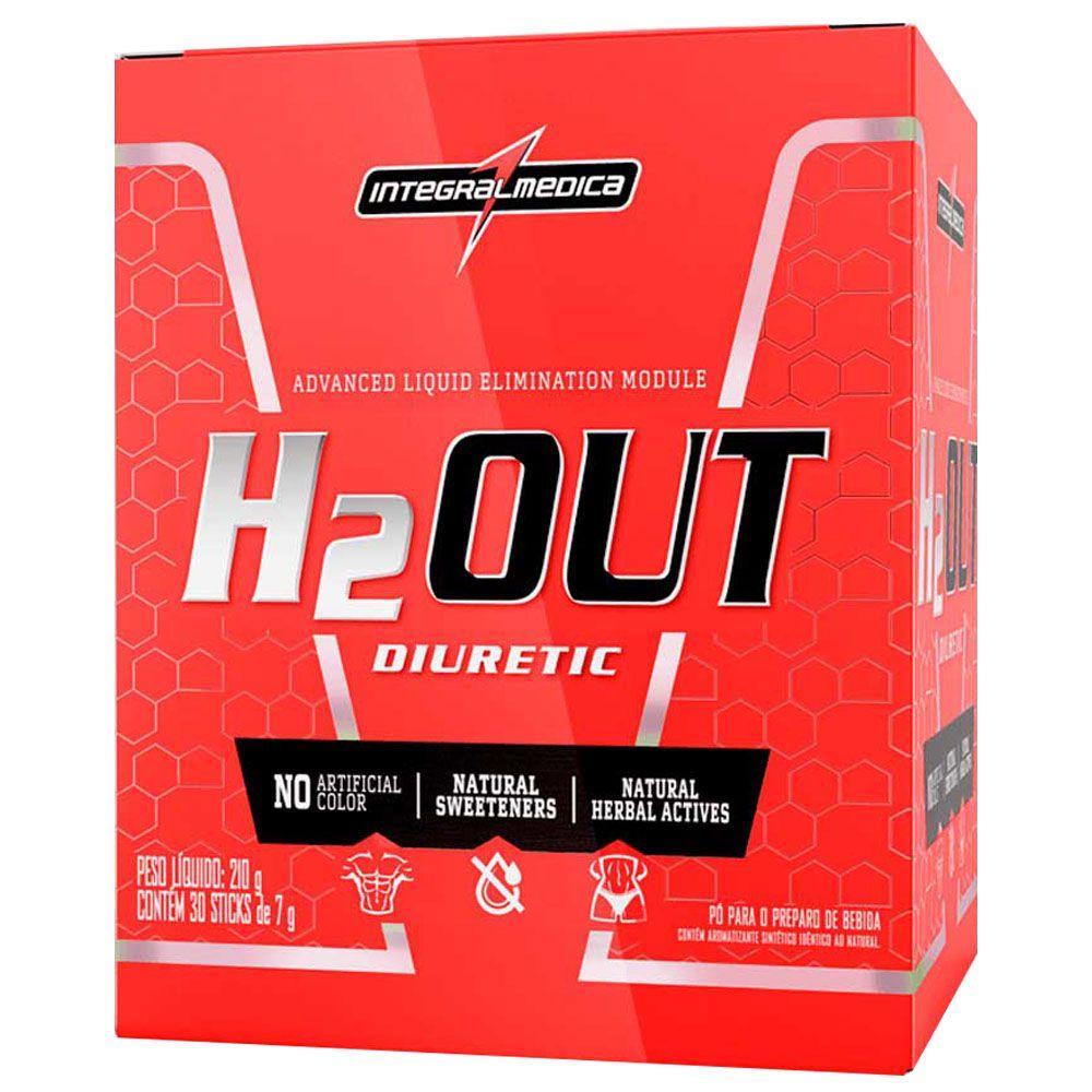 H2 Out Diuretic 30 Sticks IntegralMedica