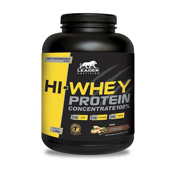 Hi-Whey 1,8 Kg Leader Nutrition