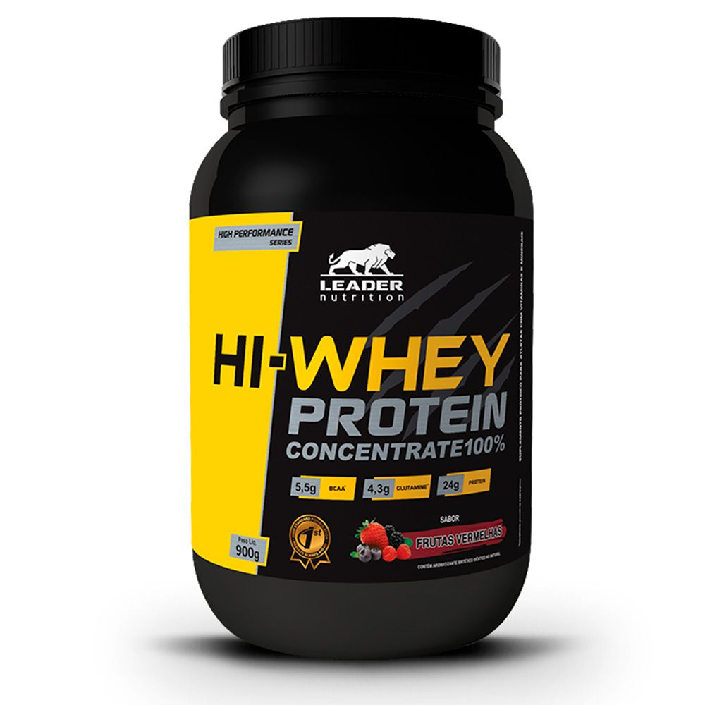 Hi-Whey 900G Leader Nutrition