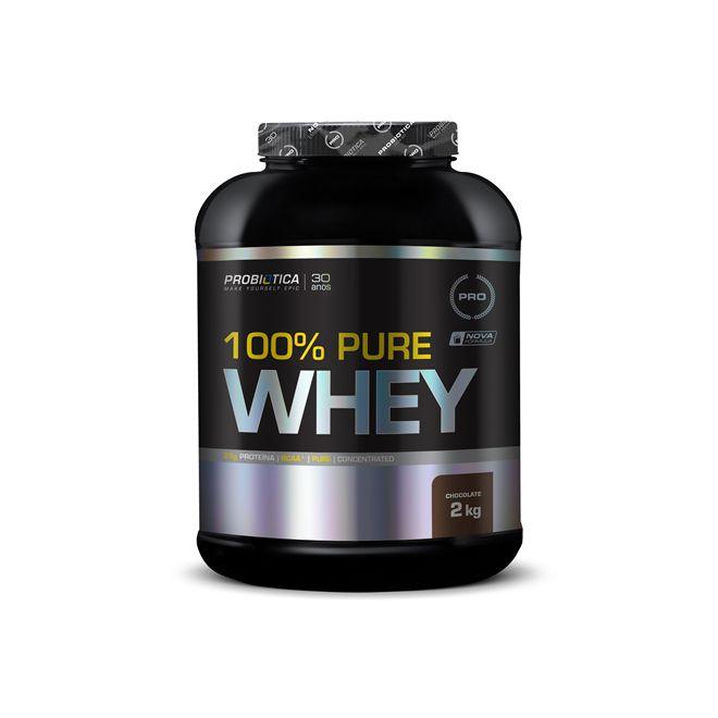 Hiper 100% Pure Whey 2kg Probiotica