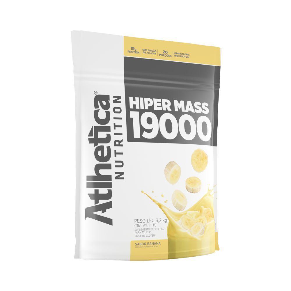 Hiper Mass 19000 3,2kg Atlhetica