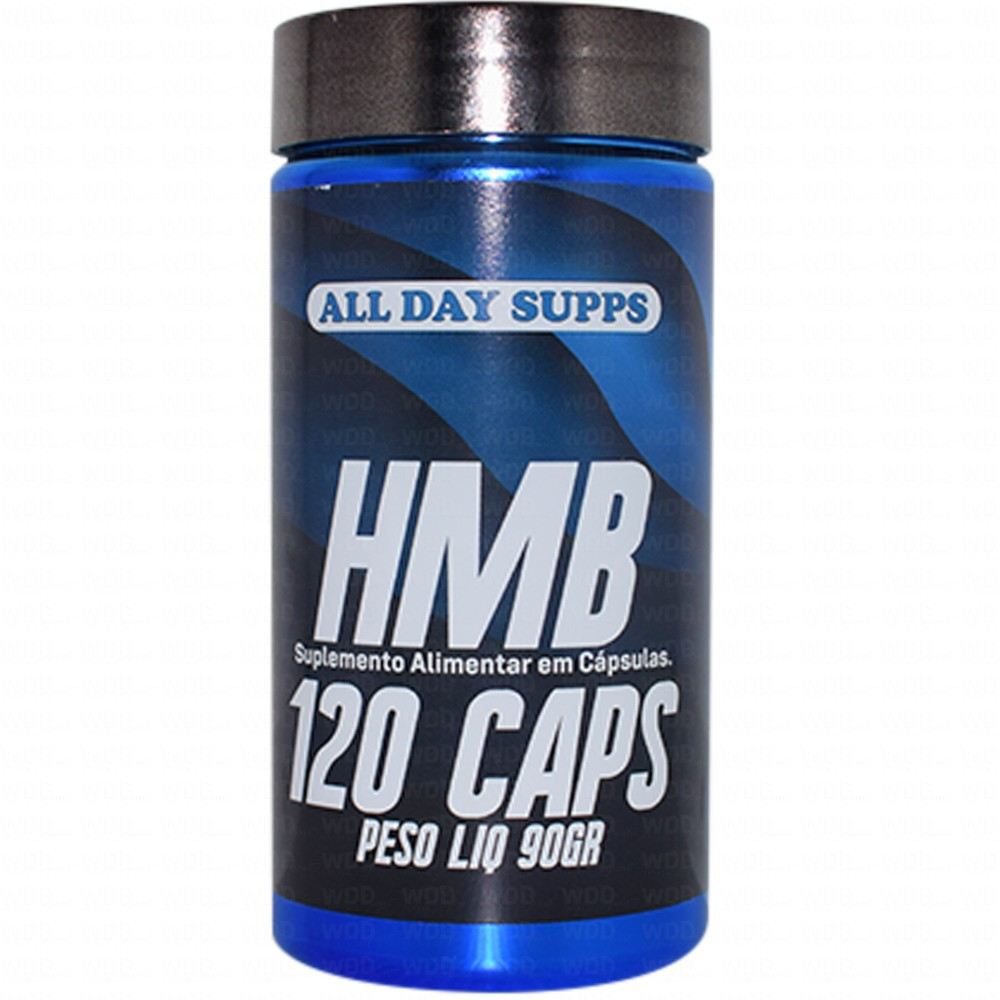 HMB 120 caps All Day Supps