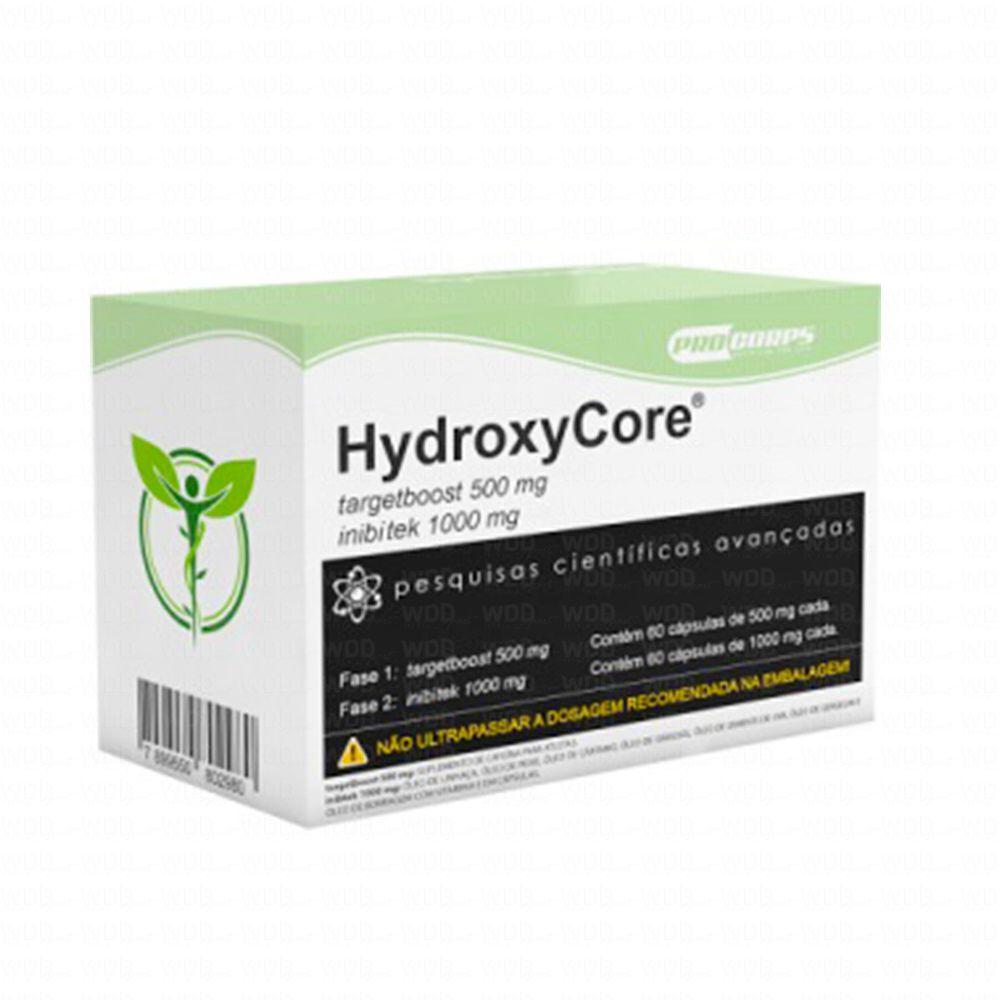 HydroxyCore 60 + 60 caps Pro Corps