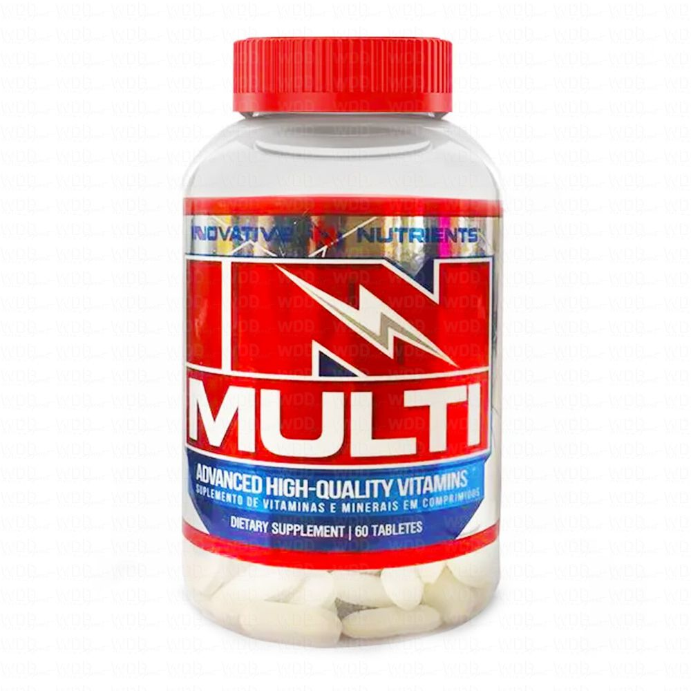 In Multi 60 caps Inovative Nutrients