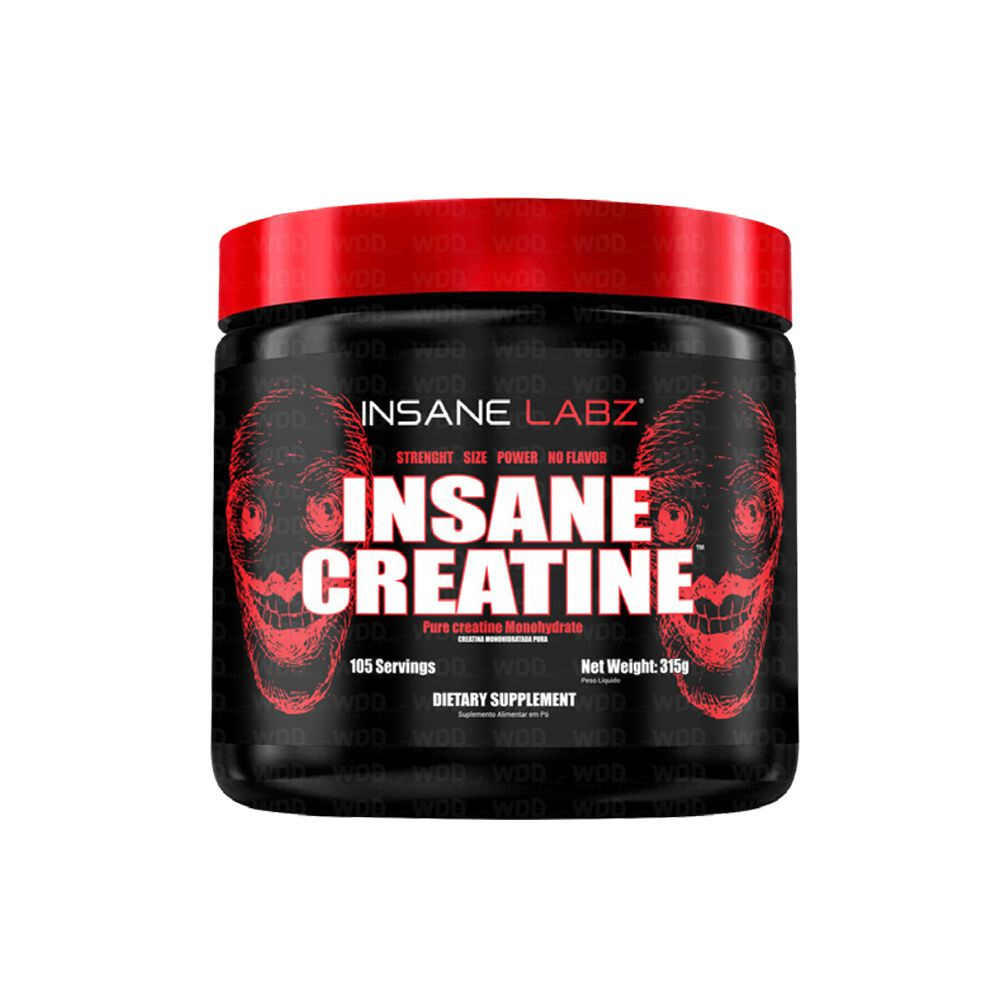Insane Creatine 315g Insane Labz