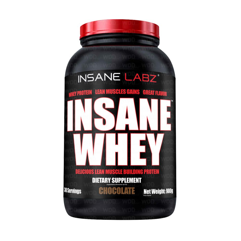 Insane Whey 900g Insane Labz