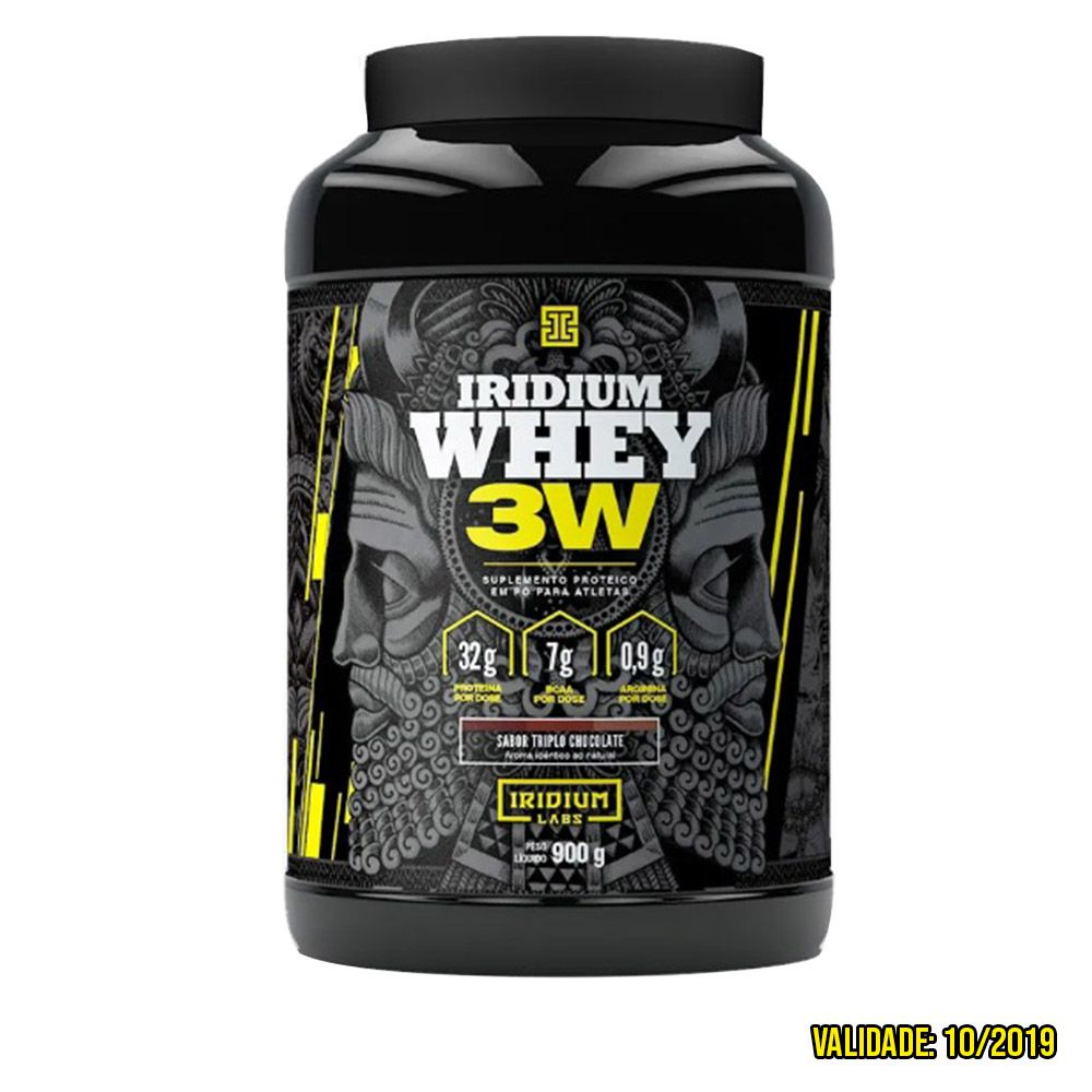 Iridium Whey 3W 900g Iridium Labs