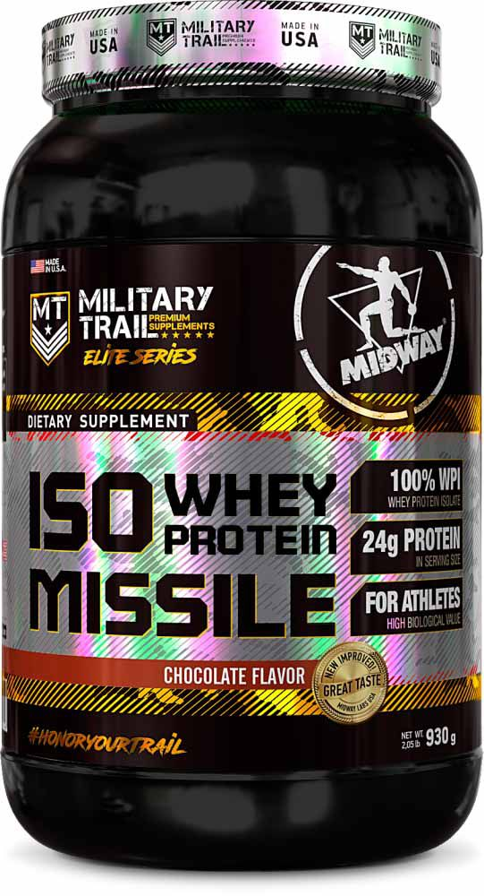 Iso Missile 930g Midway