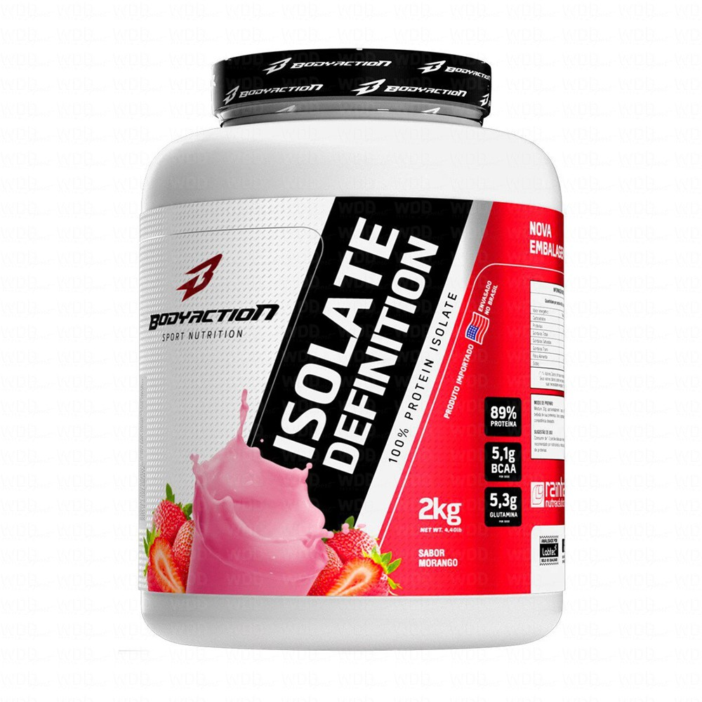 Isolate Definition 2kg Body Action