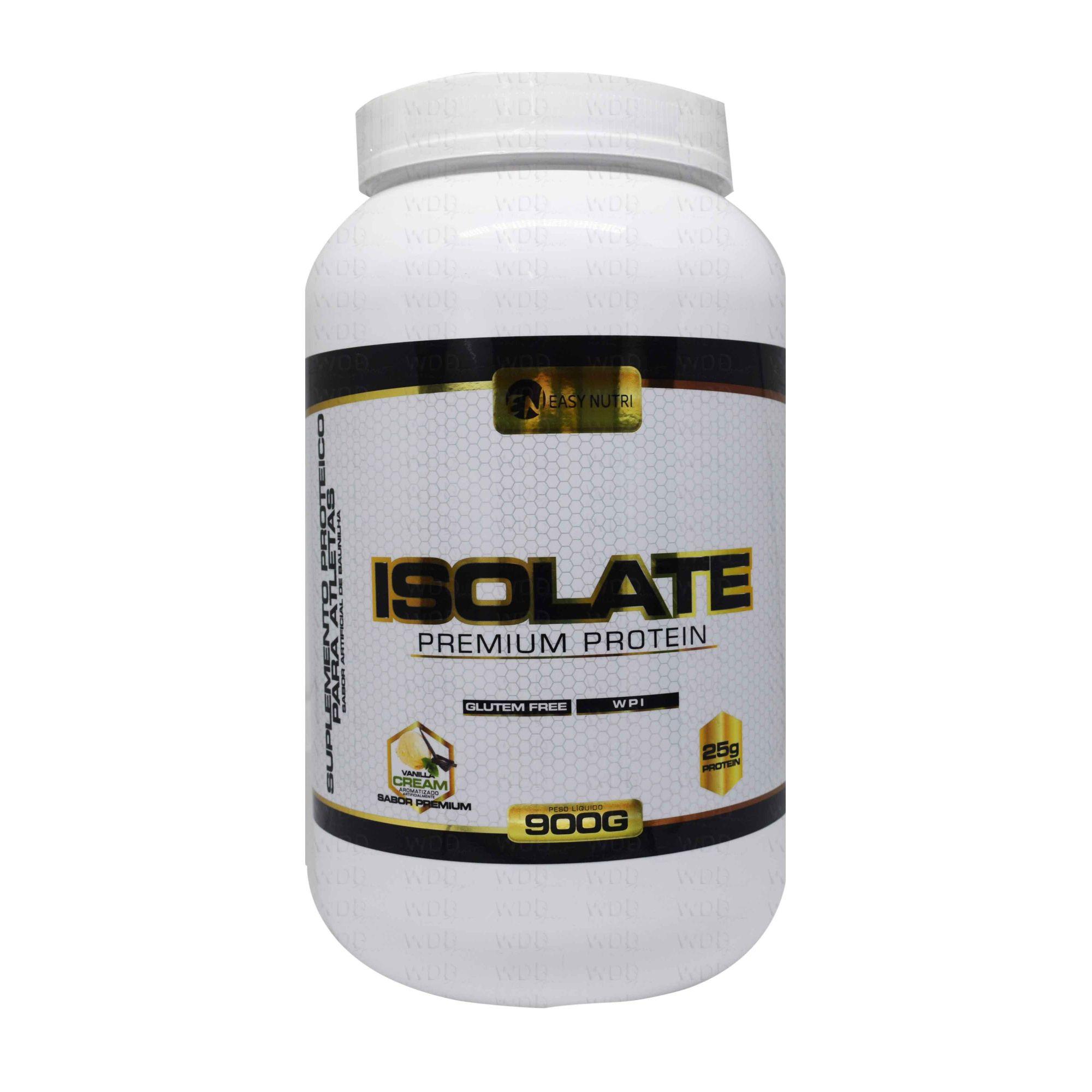 Isolate Premium Protein 900g Easy Nutri